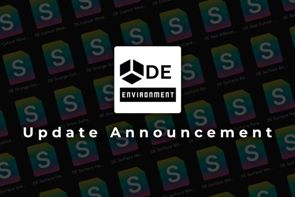 Update Announcement DE Environment v2.10.0