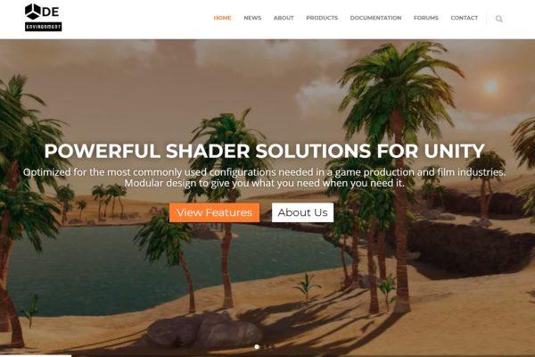 DE Environment Announces New Website Launch